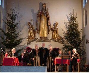 Adventsingen in St. Otto