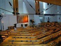 Gottesdienstraum von St. Albertus Magnus