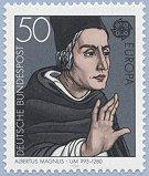 Briefmarke Albertus Magnus