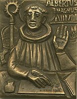 Friedensstifter Albertus Magnus
