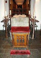 Grab von Albertus Magus