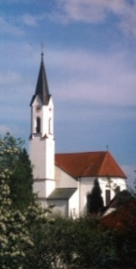 Kirche St. Oswald in Marktl