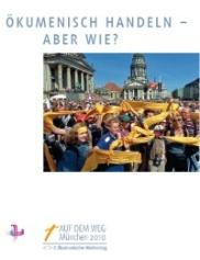 Kampagnenplakat Ökumenisch handeln-aber wie