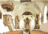 Kirche Lauterbach Innenraum