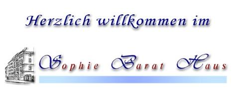 SBH-Logo für Startseite mit Willkommenstext