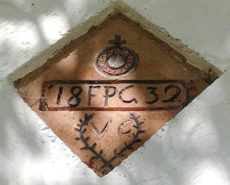 Kapelle Aich Jahreszahl Baujahr
