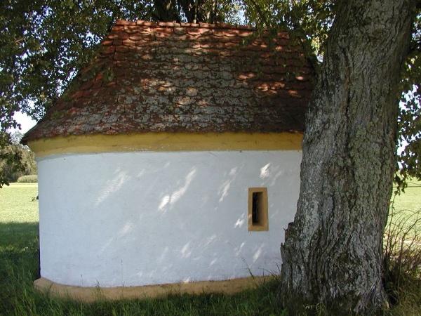 Kapelle Aich - seitlich