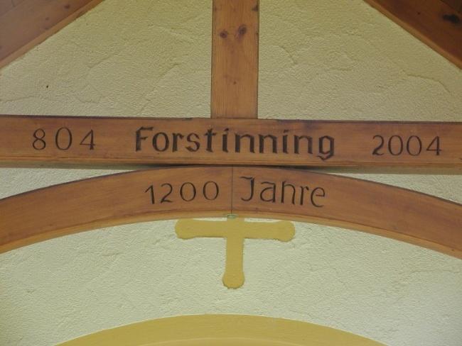 Franziskuskapelle - Widmung