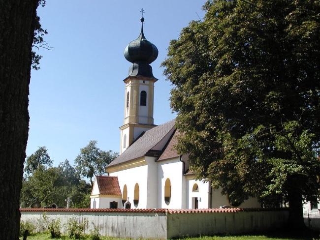 Kirche Pullach