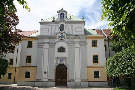 Klosterkirche ausßen
