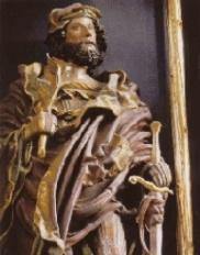Darstellung Heiliger Kastulus
