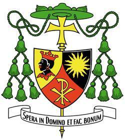 Bischof Wolfgang, Wappen
