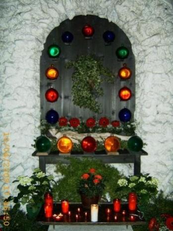 Heiliges Grab in der Friedhofkapelle