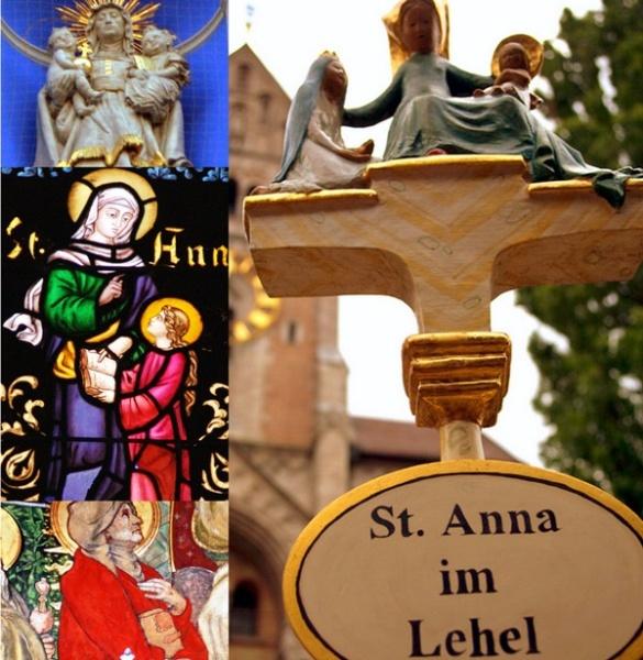Anna-Collage