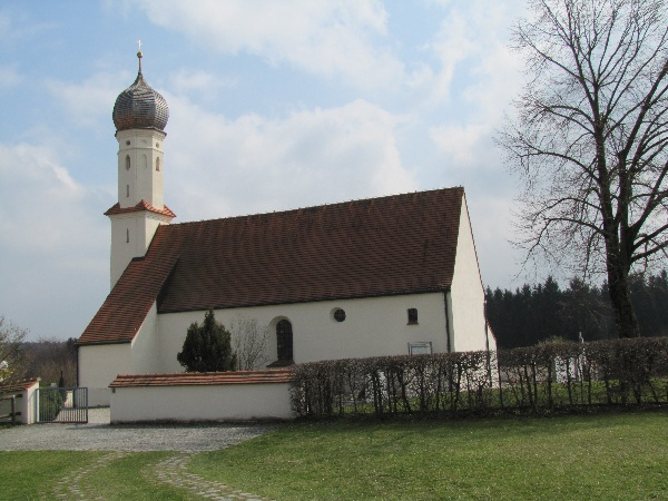 Kirche Kirchseeon Dorf