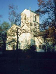 Hl. Familie Pfarrkirche