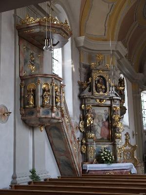 Kirche St. Andreass