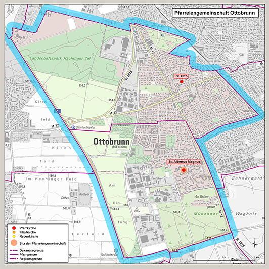 Karte PG Ottobrunn 90 KB