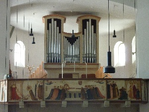 Orgel in St. Otto