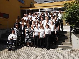 20. Chortreffen in Dresden-Löbtau