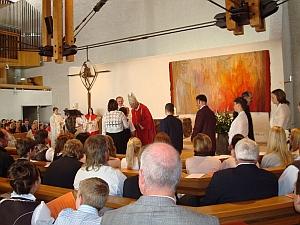 Firmung St. Otto am 26.06.2010 in St. Albertus Magnus