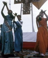 Tanz auf dem EWK