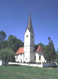 Pfarrkirche Rappoltskirchen St. Stephan