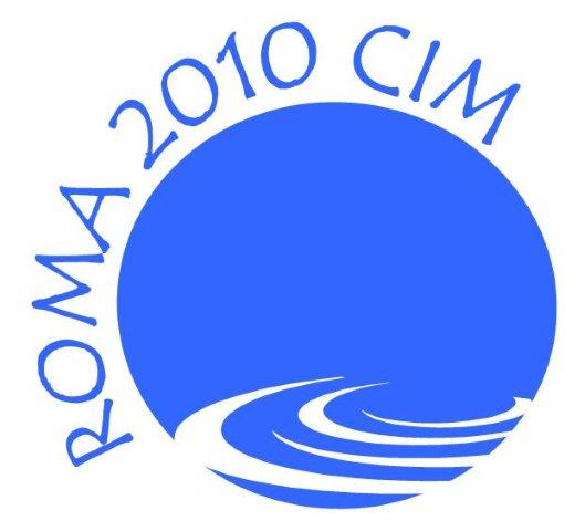 Logo C.I.M. ROMA 2010