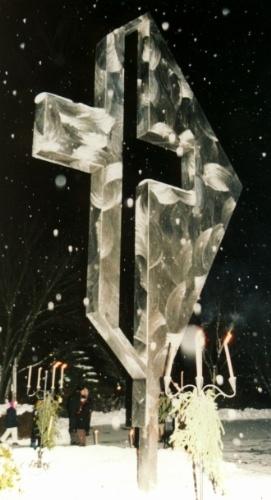 Ansicht ds Lukas-Kreuzes im Winter (3)