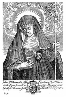 Heilge Gertrud