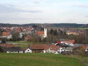 Vilsheim_Ortsbild