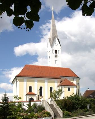 Pfarrkirche St. Florian Fraunberg