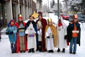 Sternsinger AM 2006
