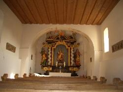 Kirche St.Vitus innen