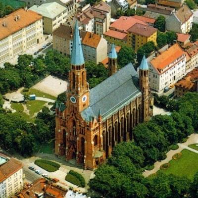 Kirche Haidhausen
