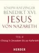 Jesus von Nazareth, II. Band, Cover