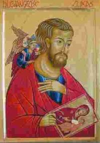Der heilige Lukas 1