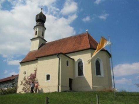 St. Georgskirche Sonham
