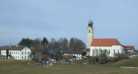 Grünthaler Kirche