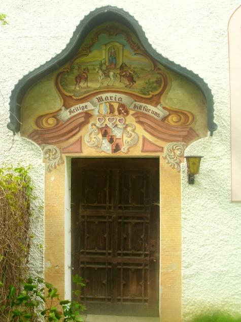 Hofwies Eingang