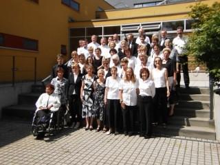 Chortreffen 2010 in Dresden