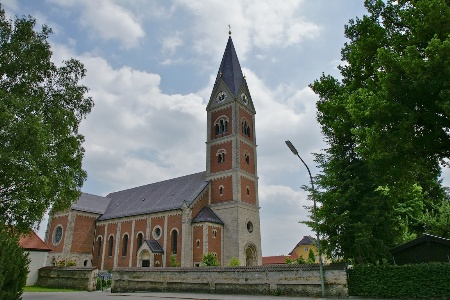 Kirche von a.Rathaus