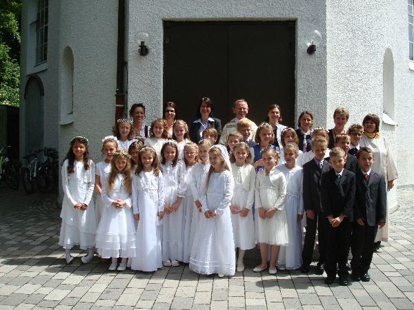 Erstkommunion 2011
