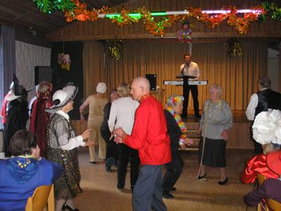 Seniorenfasching bei St. Helena - 1