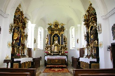 St.-Maxmilian-Altarraum