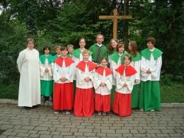 Einführung neuer Minis in St. Otto
