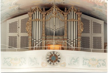 St. Michael Orgel