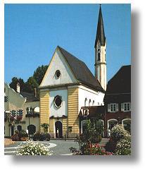 Kirche St. Sebastian Bad Aibling