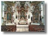 Altar St. Sebastian Bad Aibling