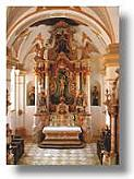 Hochaltar St. Sebastian Bad Aibling